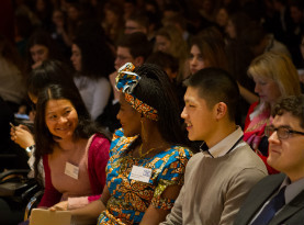 Student Reflections on the Global Issues Network Conference in Luxembourg