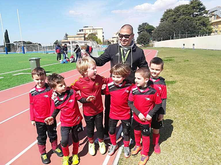 AOSR under 7 year olds win the RISA Soccer CUP 2018