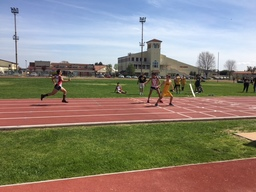 Varsity Track and Field Opens Season in Vicenza