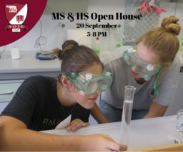 Secondary School Open House